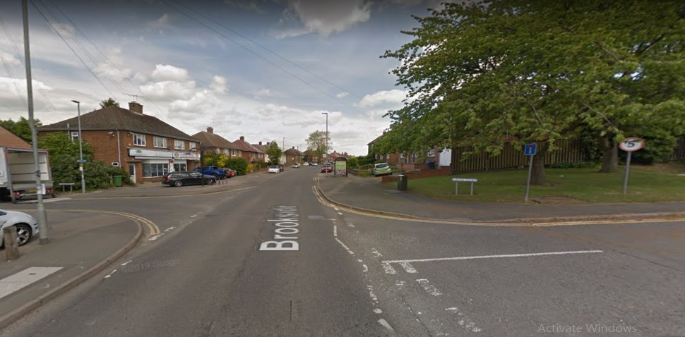 Hinckley Google Streetview Image Staggered Junction