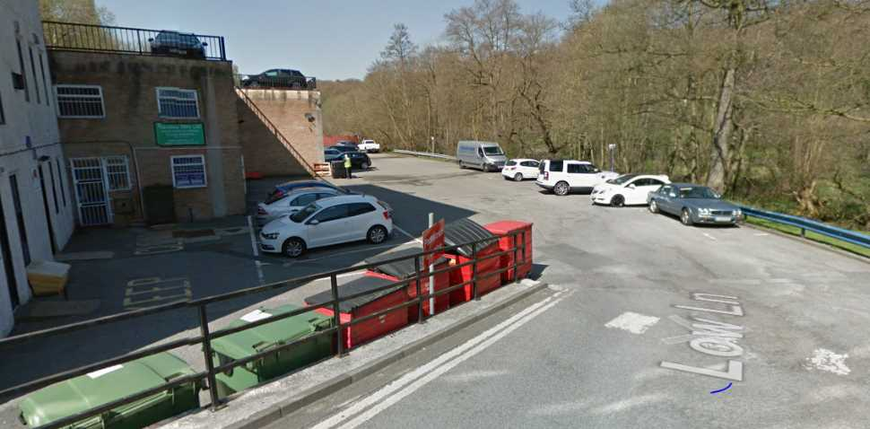 Horsforth Google Streetview Image Entrance