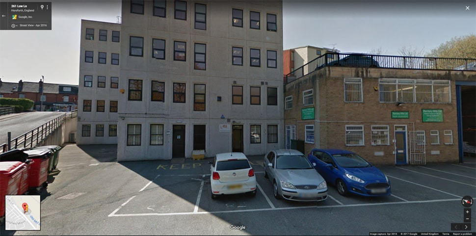 Horsforth Google Streetview Main Image