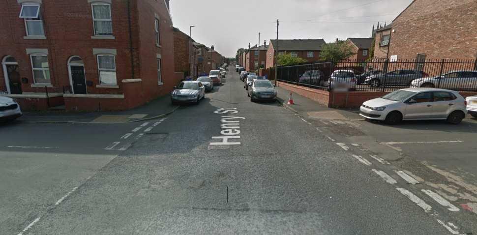 Hyde Google Streetview Image Crossroads