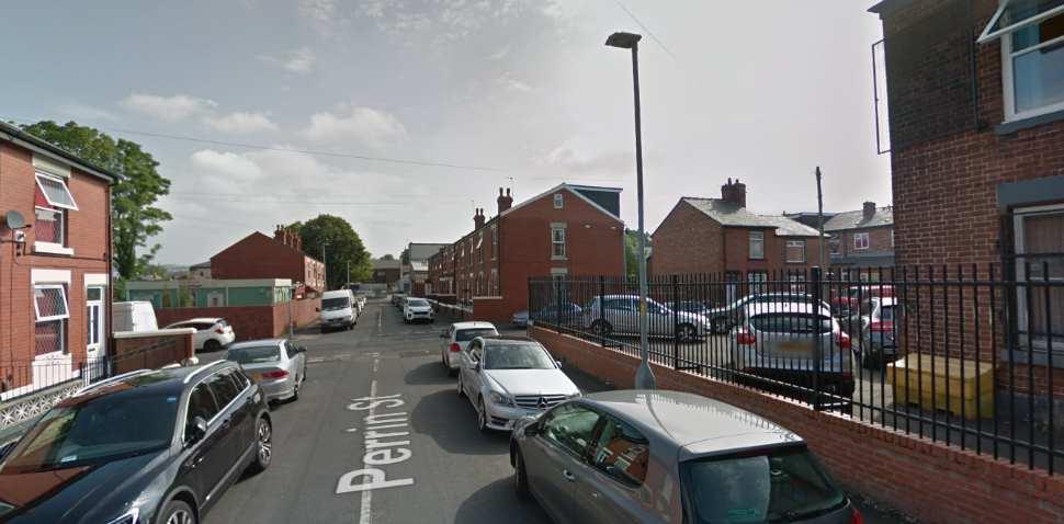 Hyde Google Streetview Image Perrin Street