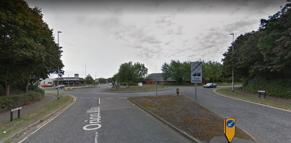 Streetview Image #3 for Kettering Test Centre