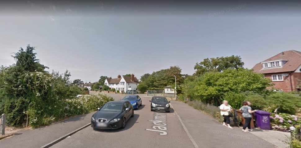 Letchworth Google Streetview Image Jackmans Pl