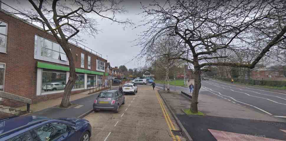 Loughton Google Streetview Image Approach