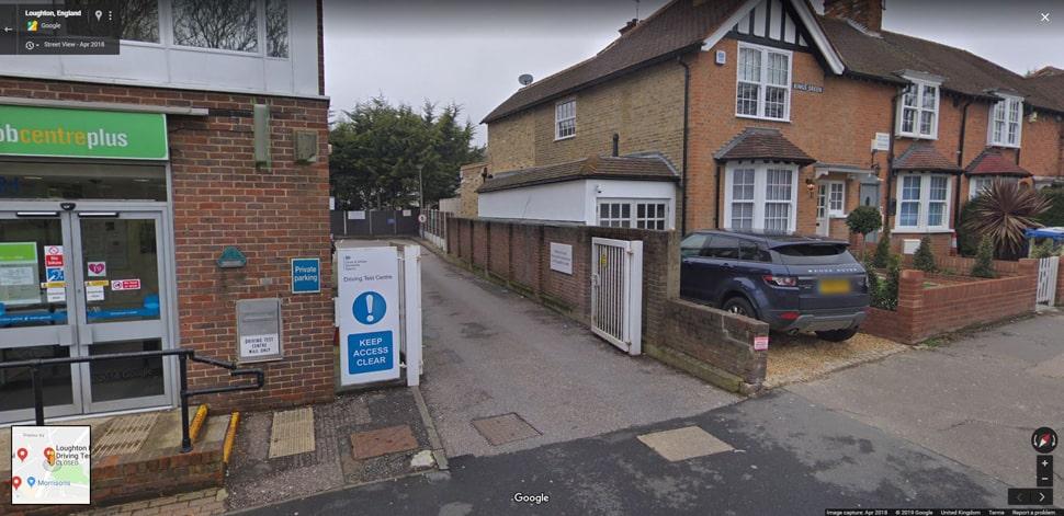Loughton Google Streetview Main Image