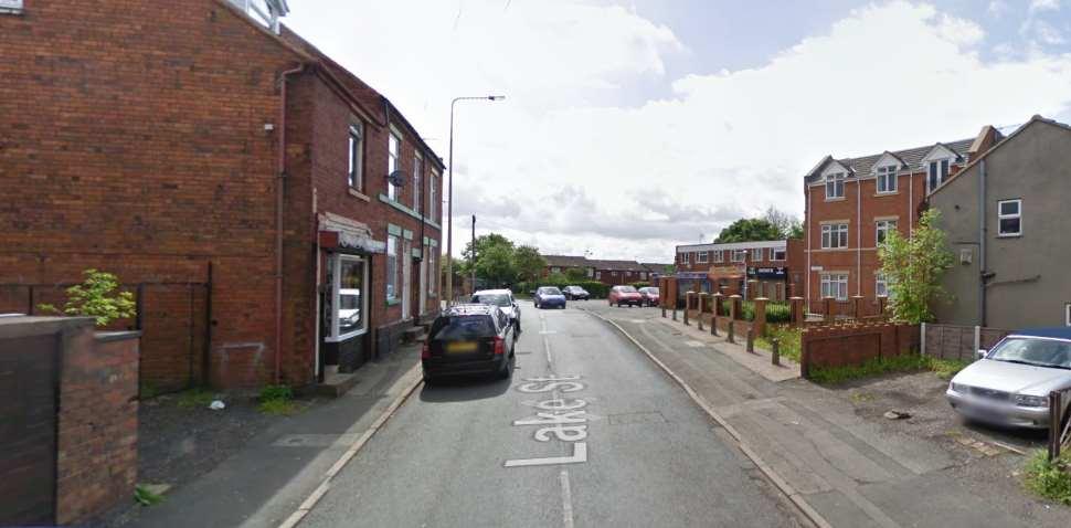 Lower Gornal Google Streetview Image Lake Street