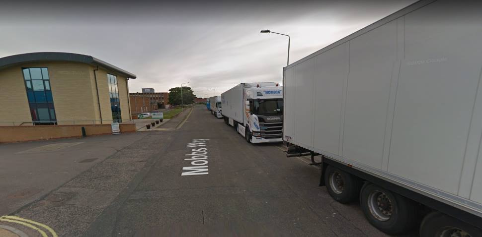 Streetview Image #2 for Lowestoft (Mobbs Way) Test Centre