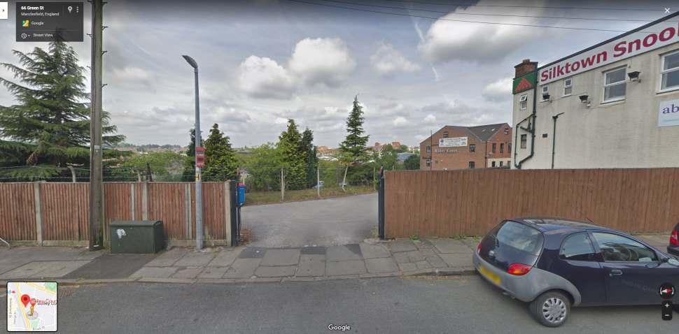 Macclesfield Google Streetview Main Image