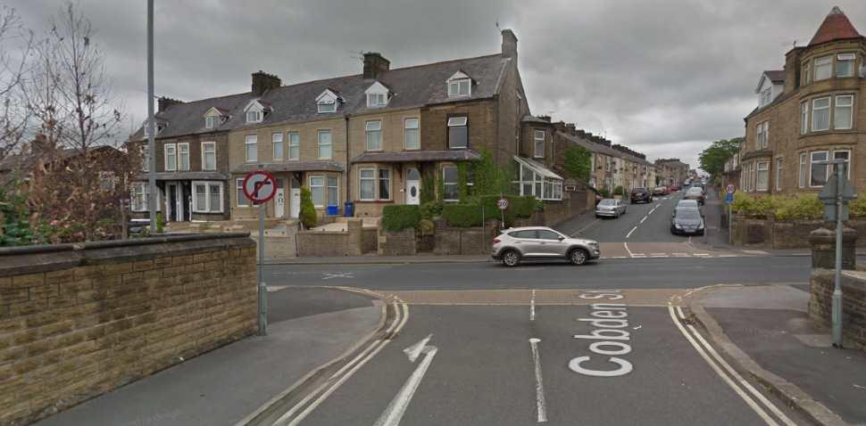 Nelson Google Streetview Image Left Hand Turn