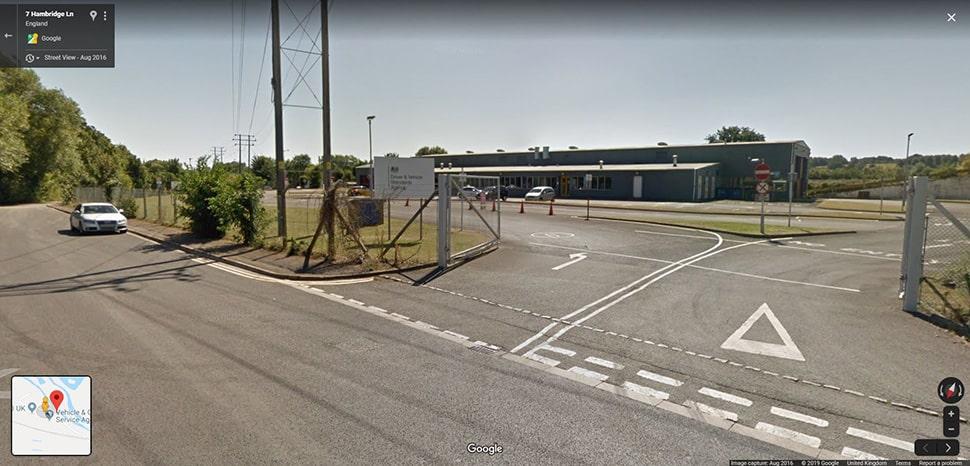 Newbury Google Streetview Main Image