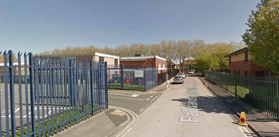 Norris Green (Liverpool) Google Streetview Image Leading Road