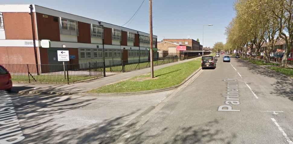 Norris Green (Liverpool) Google Streetview Image Parthenon Drive