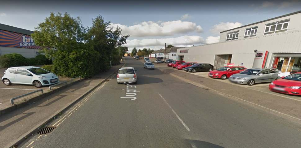 Streetview Image #2 for Norwich (Jupiter Road) Test Centre