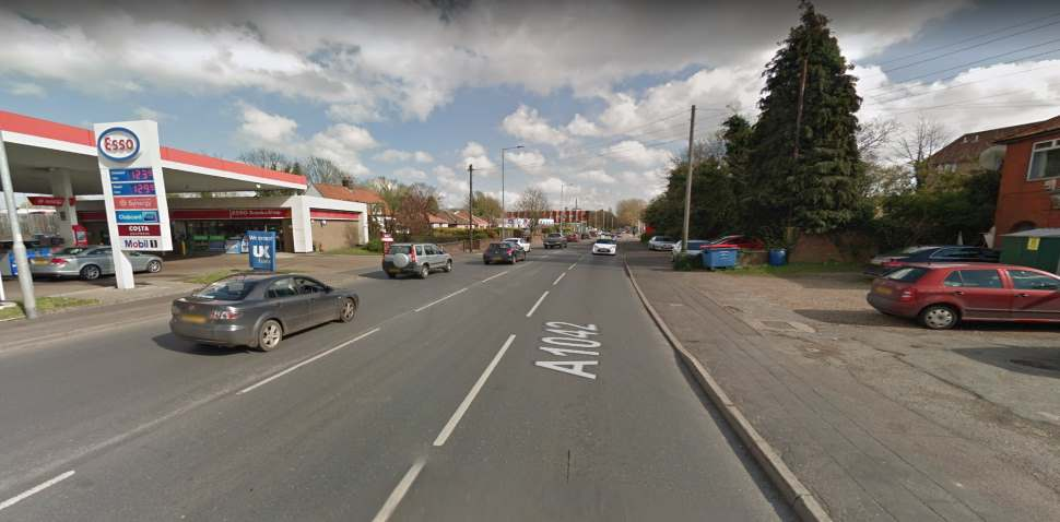 Streetview Image #4 for Norwich (Jupiter Road) Test Centre