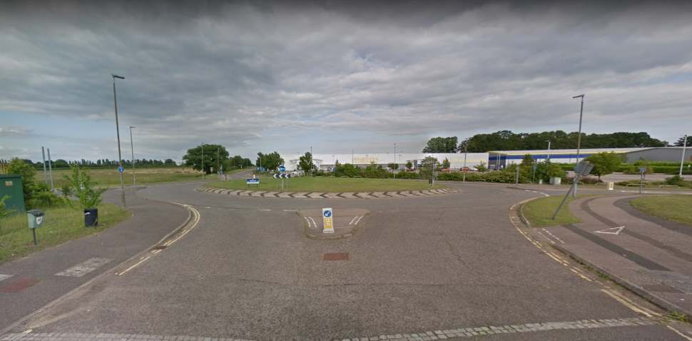 Streetview Image #3 for Norwich (Peachman Way) Test Centre