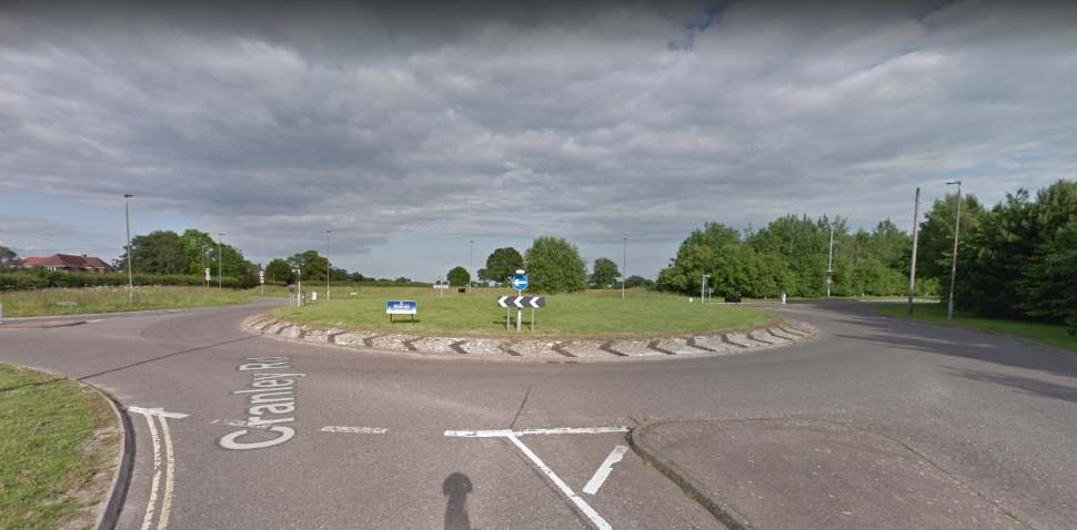 Streetview Image #4 for Norwich (Peachman Way) Test Centre