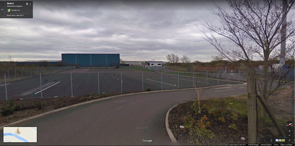 Nottingham (Colwick) Google Streetview Main Image