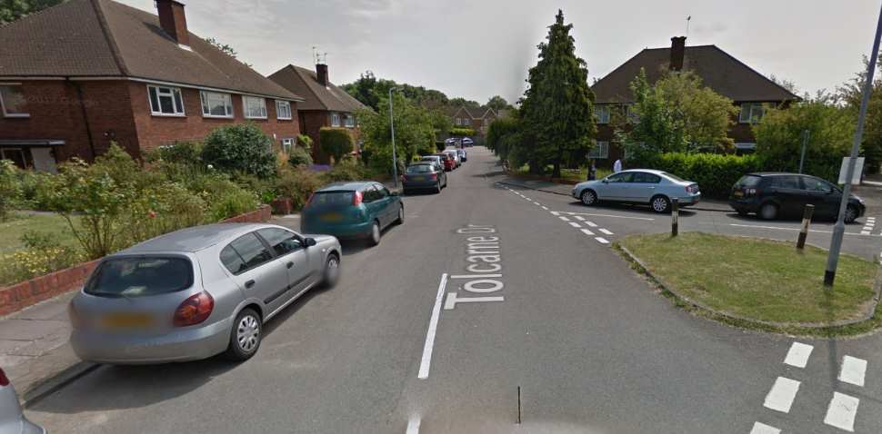 Pinner Google Streetview Image Approach