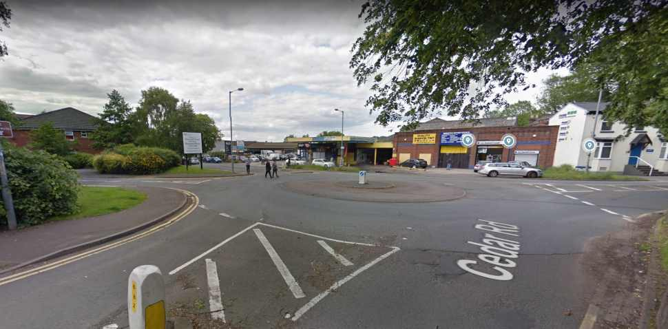 Streetview Image #4 for Redditch Test Centre