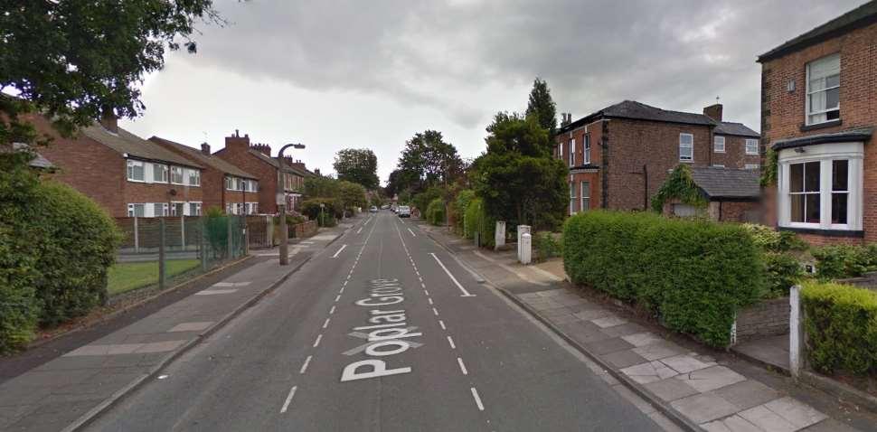 Sale Google Streetview Image Poplar Grove