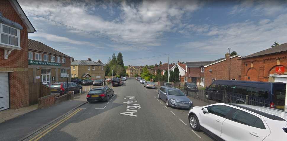 Sevenoaks Google Streetview Image Approach