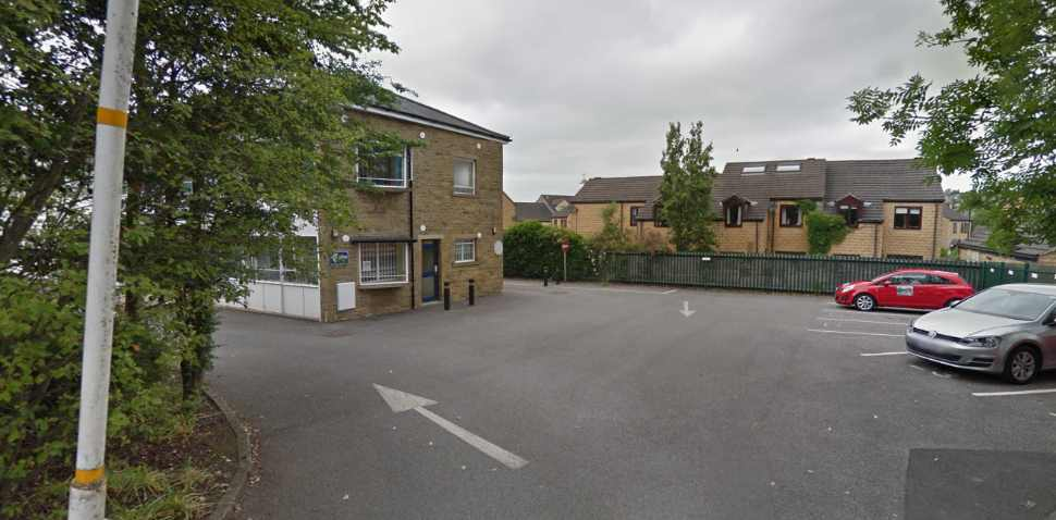 Skipton Google Streetview Image Parking