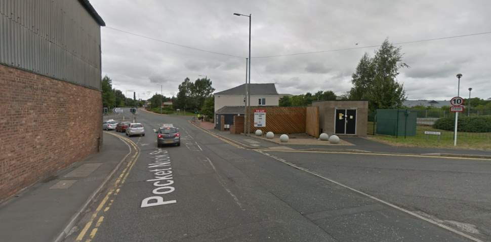 St Helens Google Streetview Image Traffic Lights