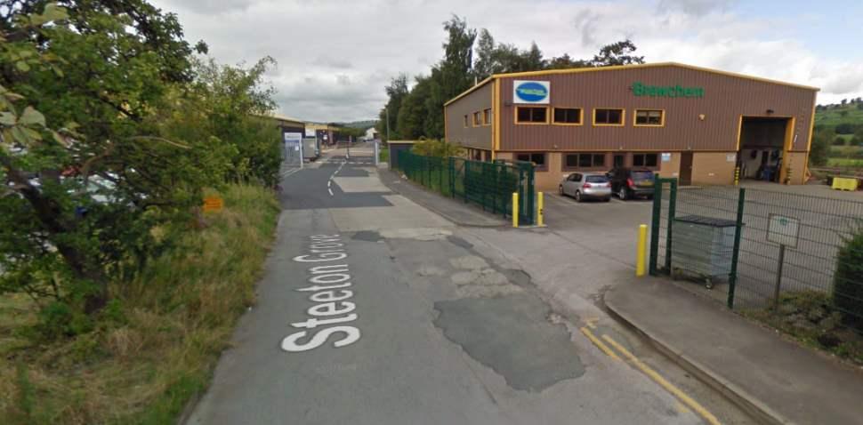 Steeton Google Streetview Image Grove