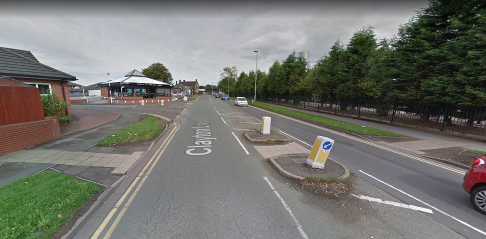 Newcastle-under-Lyme Google Streetview Image Approach