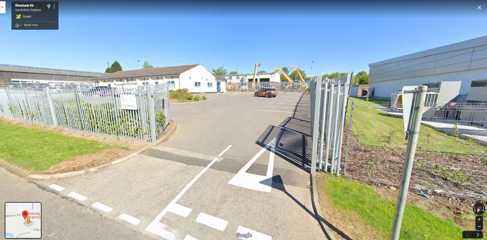 Streetview Image #1 for Sunderland Test Centre