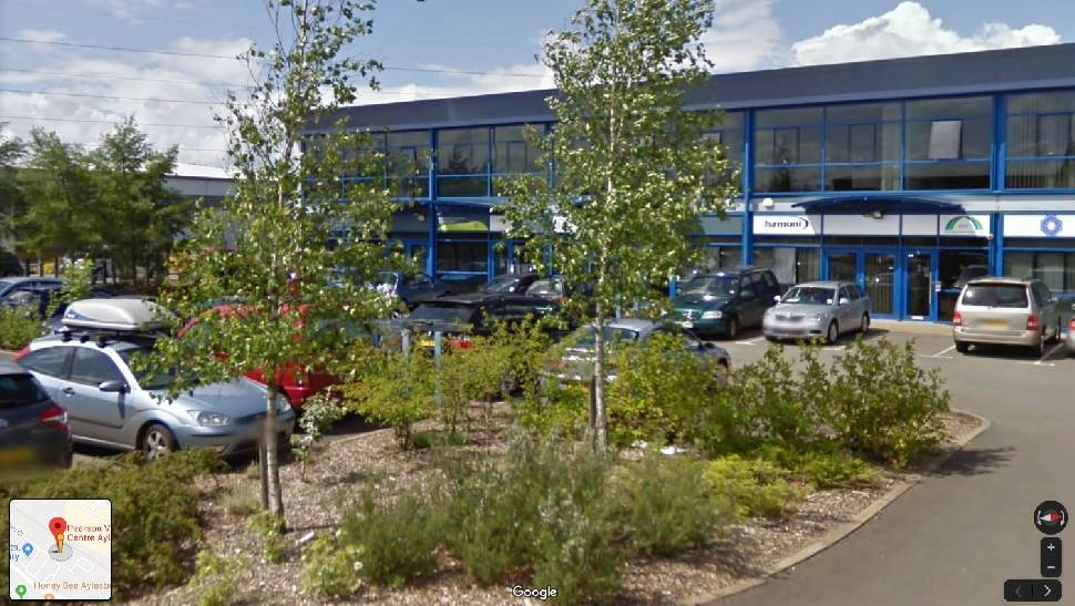 Streetview Image for Aylesbury Test Centre
