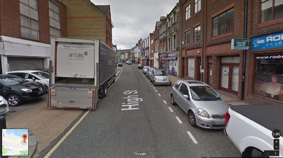 Streetview Image for Chatham Test Centre