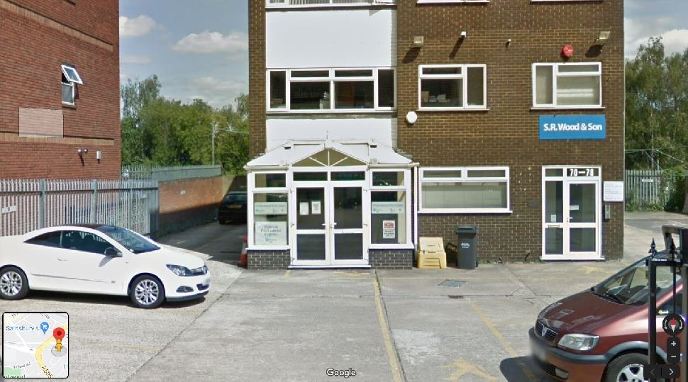 Streetview Image for Luton Test Centre