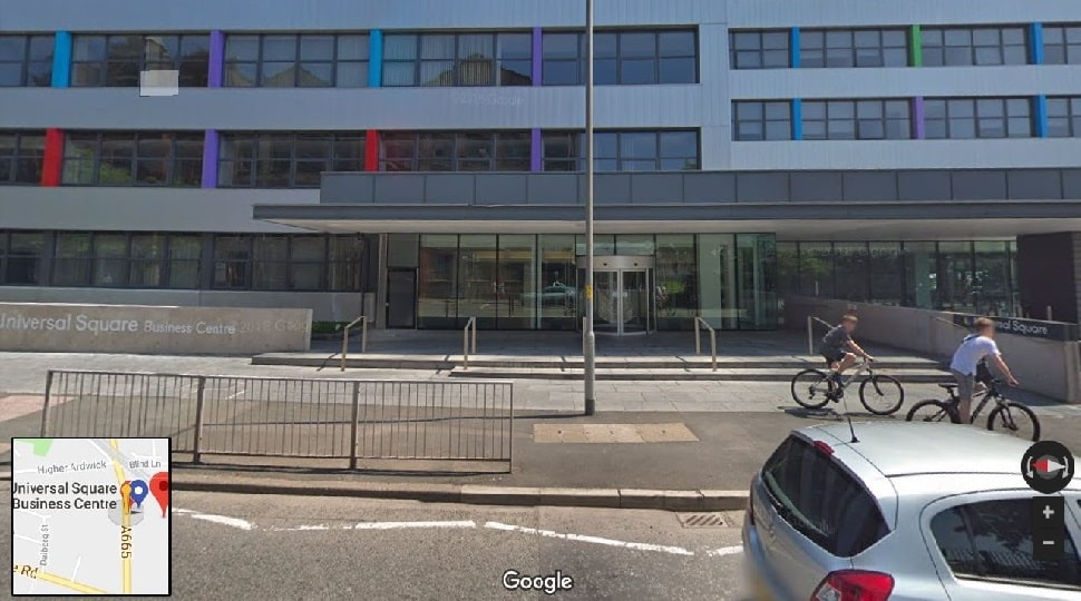 Streetview Image for Manchester Test Centre
