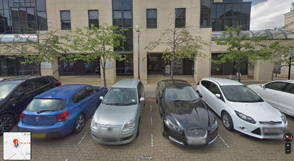 Streetview Image for Milton Keynes Test Centre