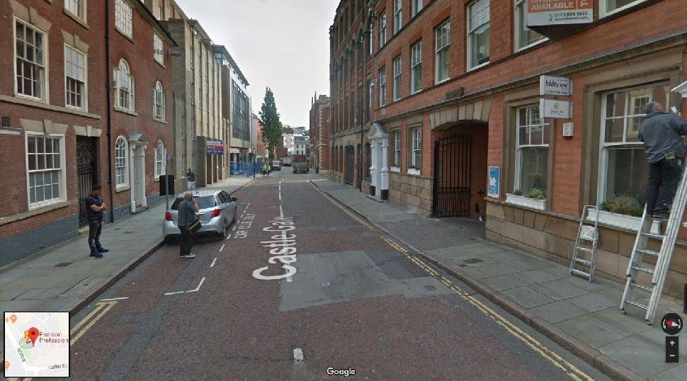Streetview Image for Nottingham Test Centre
