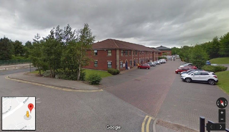 Streetview Image for Oldham Test Centre