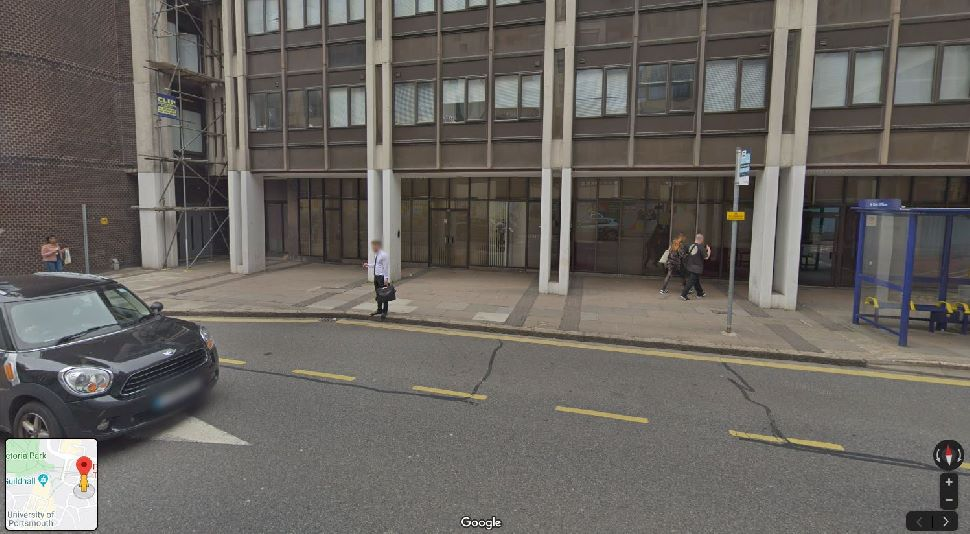 Streetview Image for Portsmouth Test Centre