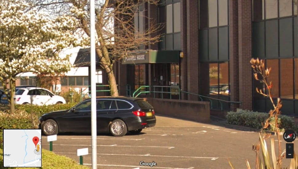 Streetview Image for Sidcup Test Centre