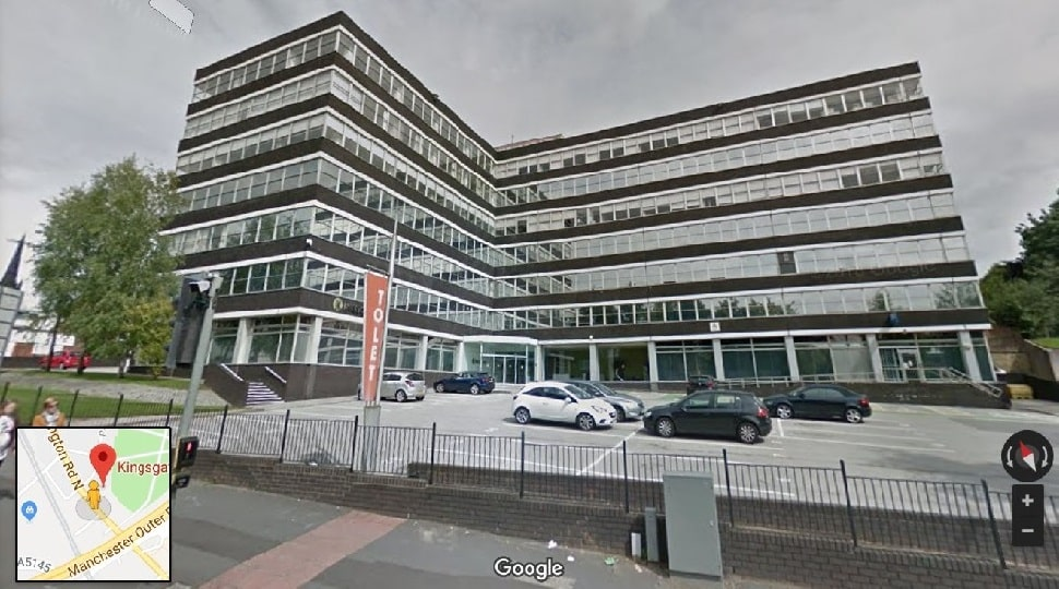 Streetview Image for Stockport Test Centre