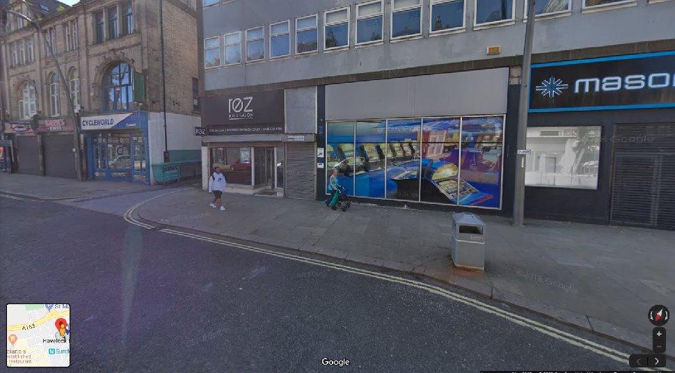 Streetview Image for Sunderland Test Centre