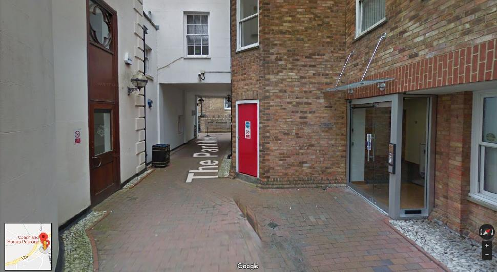 Streetview Image for Tunbridge Wells Test Centre