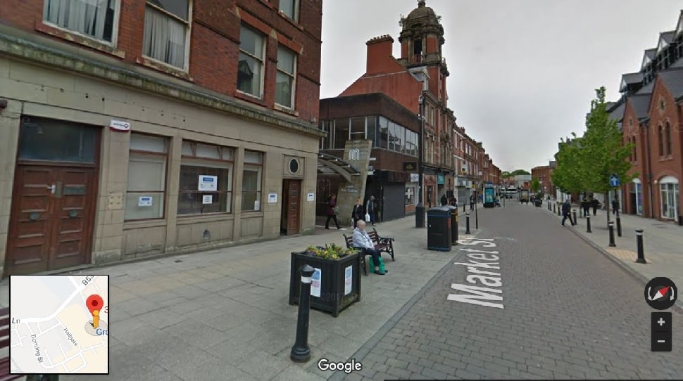 Streetview Image for Wigan Test Centre