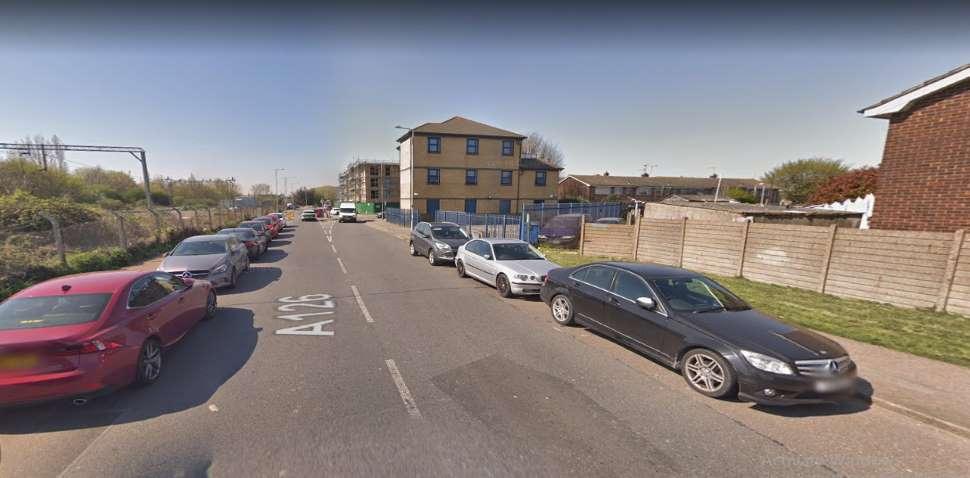 Tilbury Google Streetview Image A126