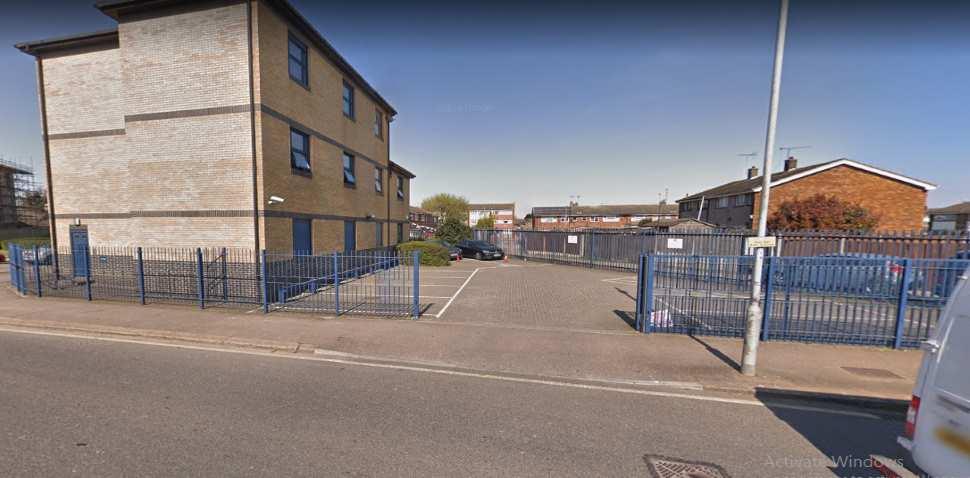 Tilbury Google Streetview Image Car Park