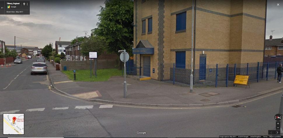 Tilbury Google Streetview Main Image