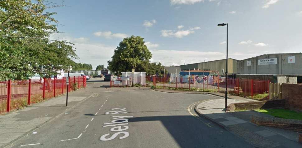 Tottenham Google Streetview Image Approach