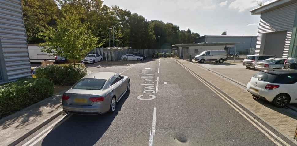Uxbridge Google Streetview Image Approach