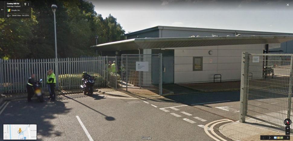 Streetview Image for Uxbridge (London) Test Centre