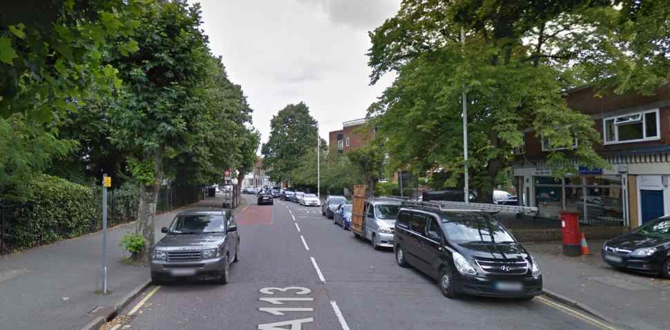 Wanstead Google Streetview Image A113